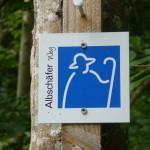 03 Auch auf dem Albschäferweg sind wir gewandert