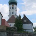 12 Die Kirche St. Sola in Kössingen